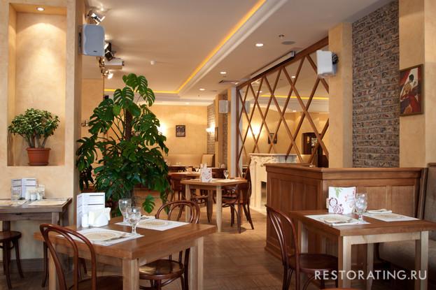 ресторан «Фанфлан», Санкт-Петербург: Фанфлан
