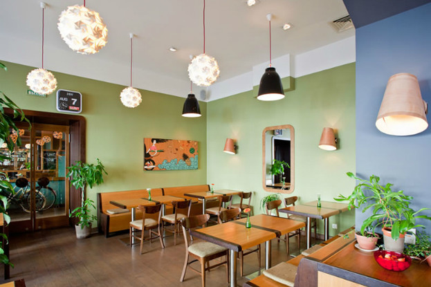 кафе «Кинг понг», Санкт-Петербург