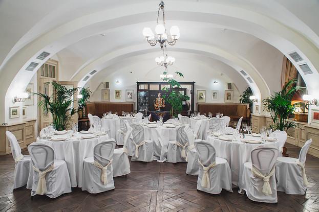 ресторан «Русская рюмочная № 1», Санкт-Петербург