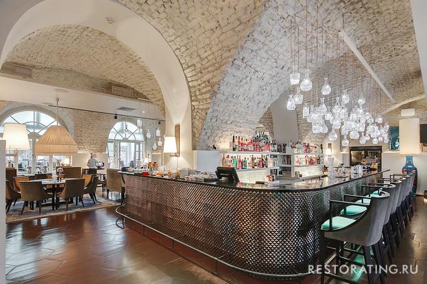 ресторан «Graf-in», Санкт-Петербург