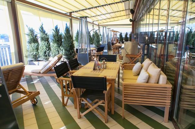 ресторан «ЛюбимRest», Санкт-Петербург: 3 этаж