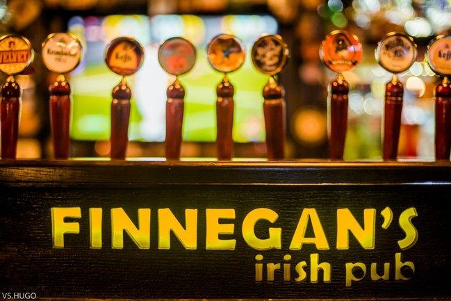 Ирландский паб Финнеганс: Десерт в подарок