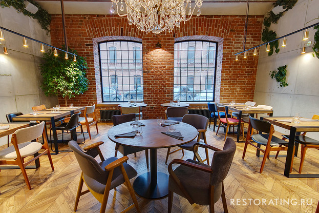 ресторан «Тартарбар», Санкт-Петербург