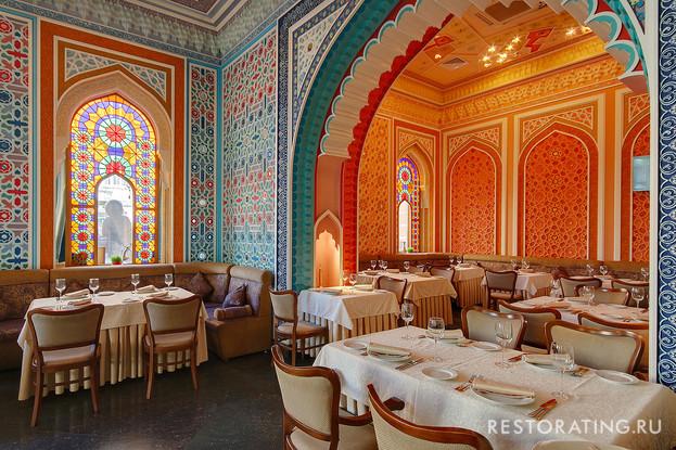 ресторан «Баку», Санкт-Петербург