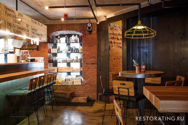 кафе «Pedro & Gomez у Ларисы», Санкт-Петербург