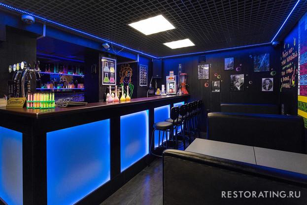 бар «Лаборатория 31», Санкт-Петербург