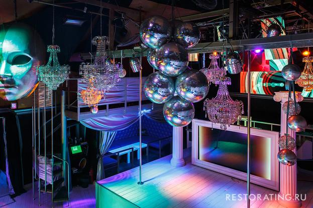бар «L.U.X.», Санкт-Петербург