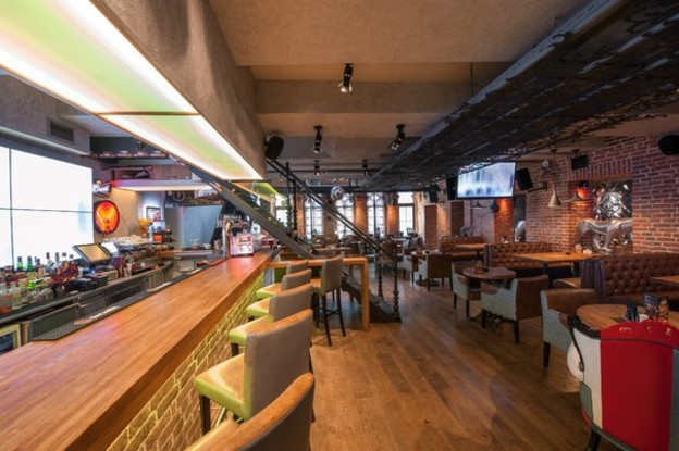 ресторан «Bar BQ Cafe», Санкт-Петербург