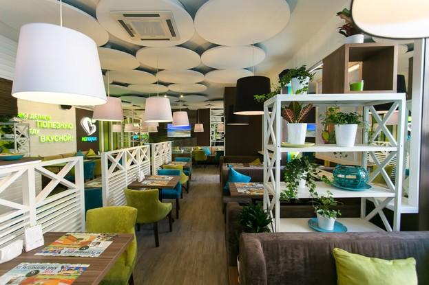 ресторан «На парах», Санкт-Петербург