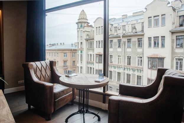ресторан «Телячьи нежности», Санкт-Петербург
