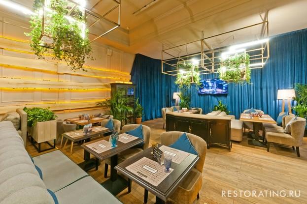 кафе «Madagascar», Санкт-Петербург