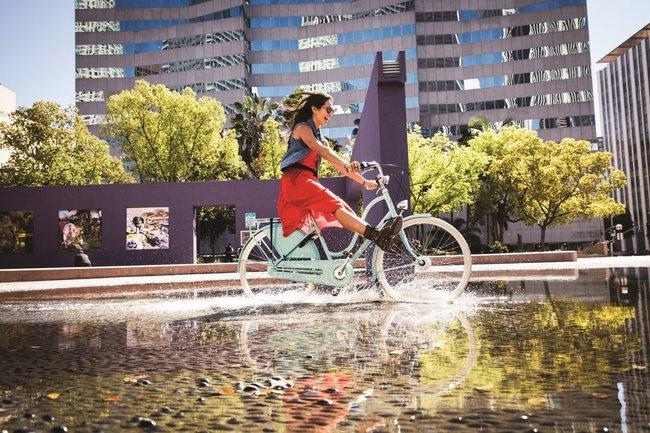 Мамаlыgа: Розыгрыш велосипеда Electra