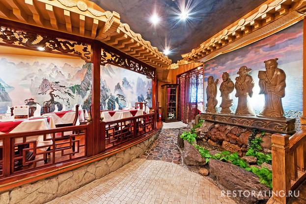 ресторан «Китайский двор», Санкт-Петербург