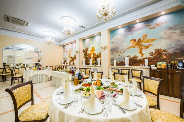 банкетный зал «Банкет-холл Lux», Санкт-Петербург
