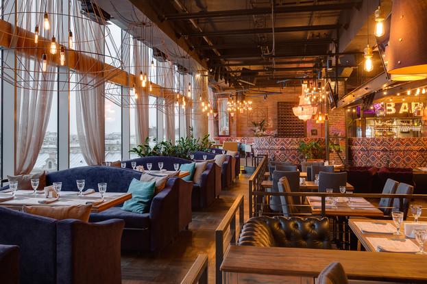 ресторан «Barashki», Санкт-Петербург