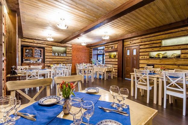 ресторан «Демьянова уха», Санкт-Петербург: Демьянова уха