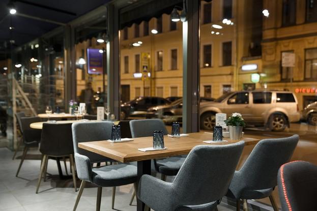 ресторан «Юнга Seafood & Bar», Санкт-Петербург