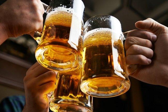 Ирландский паб Финнеганс: Напиток в подарок