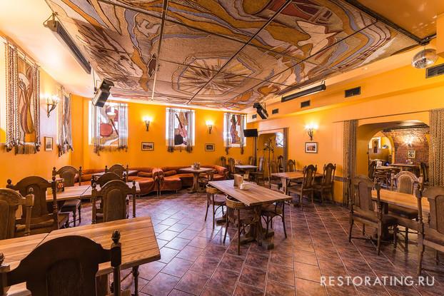 кафе «Киликия», Санкт-Петербург