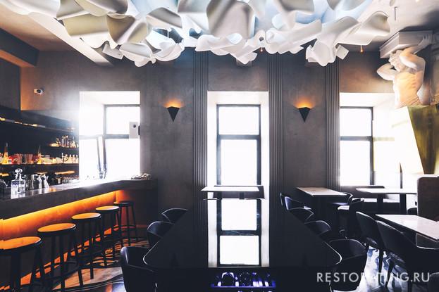 ресторан «Clouds», Санкт-Петербург