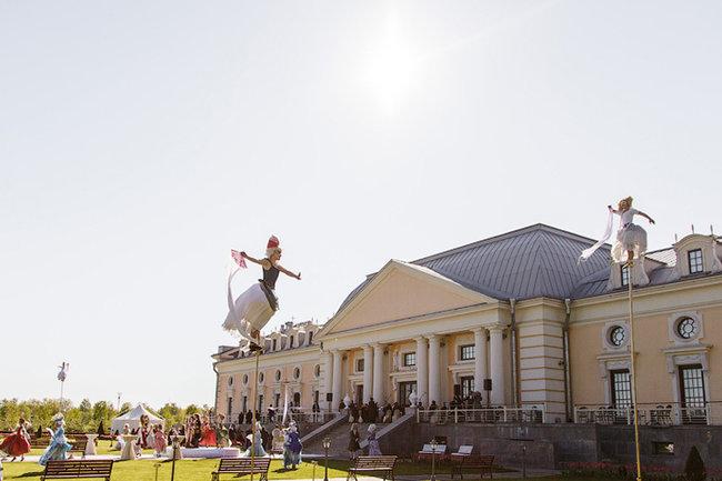 Летний дворец: Торжественный уикенд