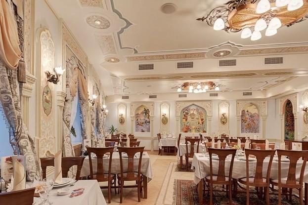 кафе «Восточный уголок», Санкт-Петербург