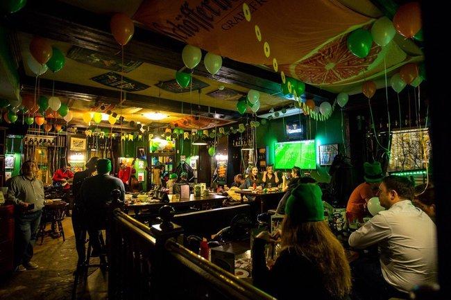 Ирландский паб Финнеганс: Irish Summer Night