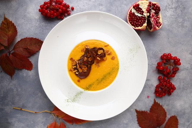 Тбилисо: Яркая и вкусная осень
