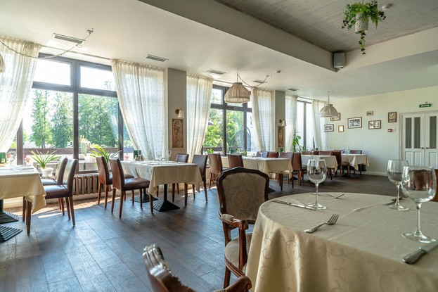 ресторан «Stroganoff Bar & Grill», Санкт-Петербург