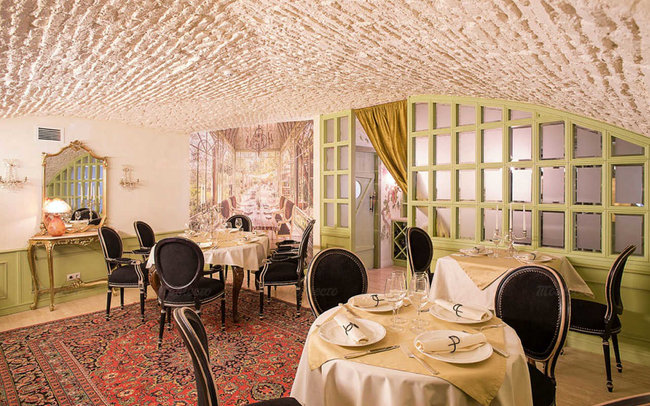 Трюфельный дом Бруно: Винное казино