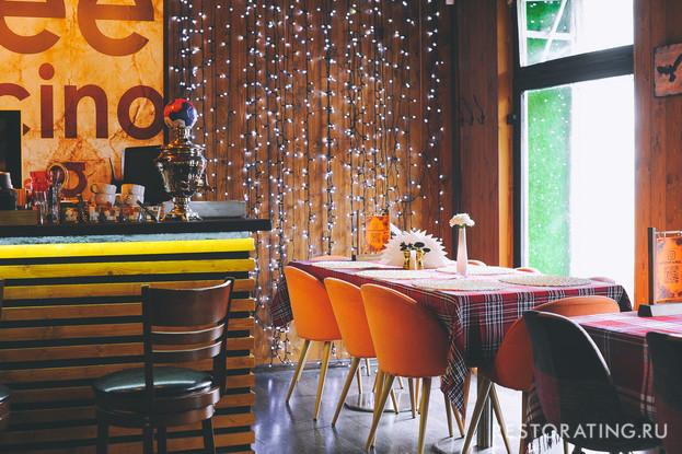 ресторан «IQ Family Kitchen», Санкт-Петербург