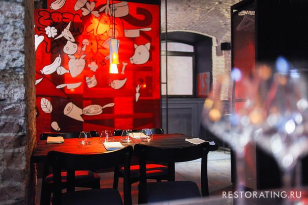 ресторан «Klein's», Санкт-Петербург
