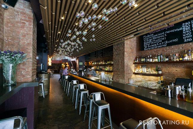 Arka bar, food & space: Рождественские бранчи