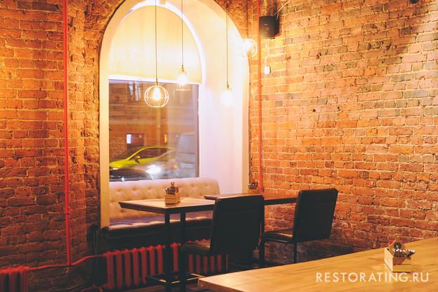 ресторан «Brewmen & Redman's Kitchen», Санкт-Петербург