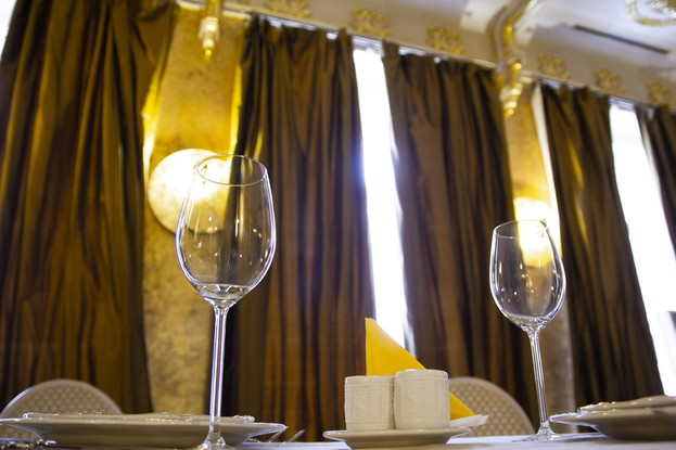 ресторан «Chateau Vintage», Санкт-Петербург: Зал «Медный»