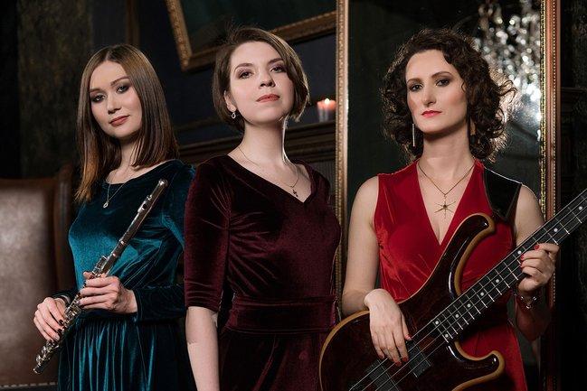 Jazzberry: Jazz Sisters