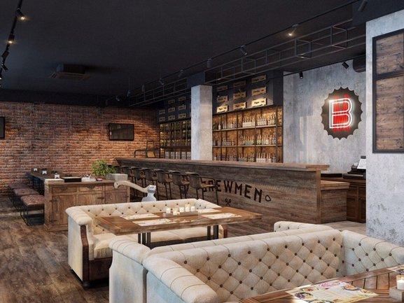 Brewmen & Redman's Kitchen: «Порту» — «Ливерпуль»