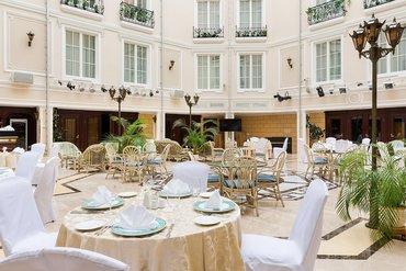 Атриум кафе «Версаль»