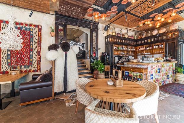 ресторан «Хачапури тетушки Марико», Санкт-Петербург
