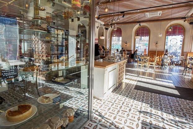 ресторан «Библиотека вкусов», Санкт-Петербург
