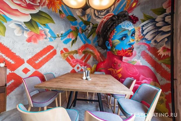 ресторан «Barra Cholo», Санкт-Петербург