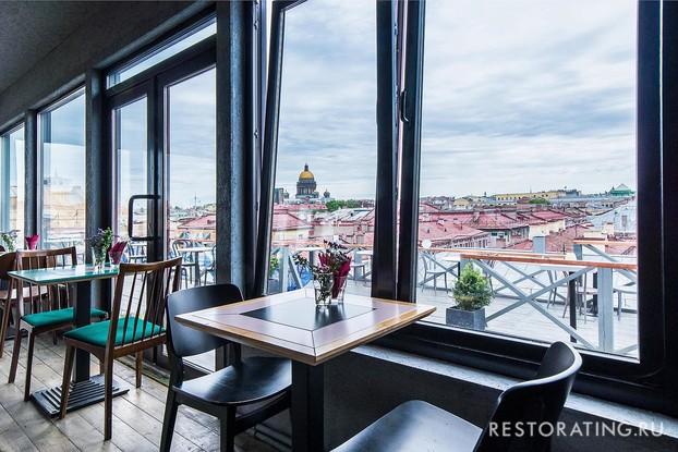 бар «Небо и вино», Санкт-Петербург