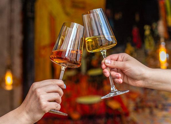 Wine Gogh: Вечер игристого с сабражем