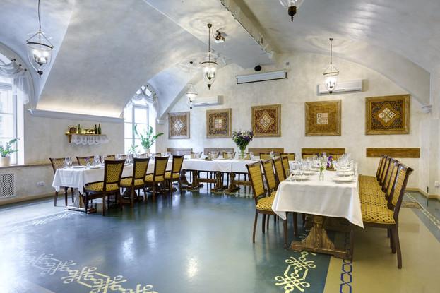 ресторан «Петруша», Санкт-Петербург
