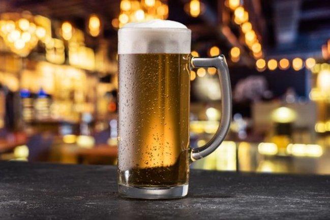 EinStein Bar: Пивная акция