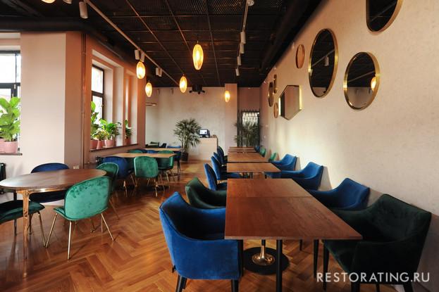 ресторан «Рассветы/Закаты», Санкт-Петербург