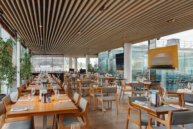 Мансарда: Ужин Experience of Taste