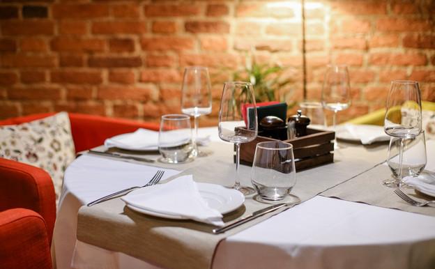 ресторан «Il Milanese», Санкт-Петербург