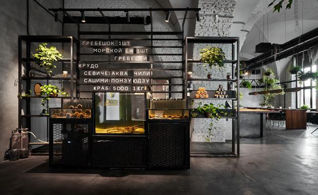 ресторан «Grebeshki», Санкт-Петербург