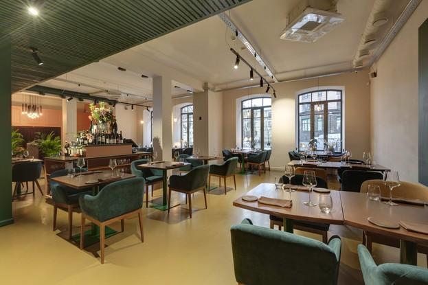 ресторан «BoBo», Санкт-Петербург